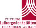 Logo for the Luther Memorials Foundation of Saxony-Anhalt.